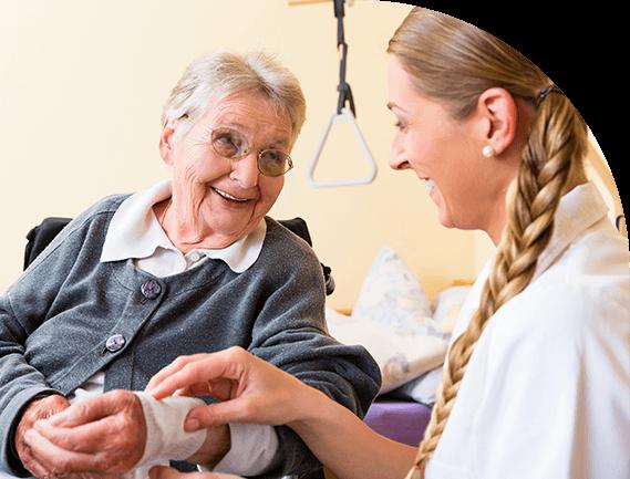 Agencia de cuidado de personas mayores | Senior Iberia